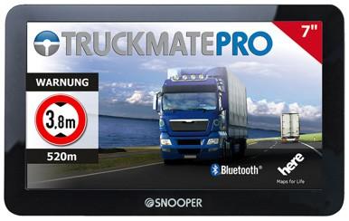 SNOOPER Truckmate PRO S8110