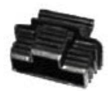 MQS Steckerblindverschluss F 8-polig