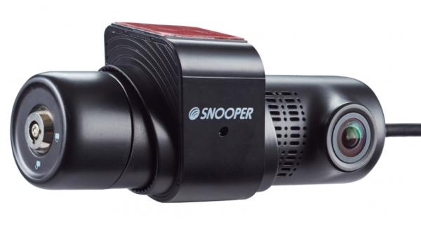 DVRPRO Dashcam Frontkamera 165 Grad mit WIFI und Rückfahrkameraanschluss