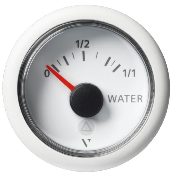 Frischwasser resistiv 0- 1/1 weiß (3 - 180 mA)
