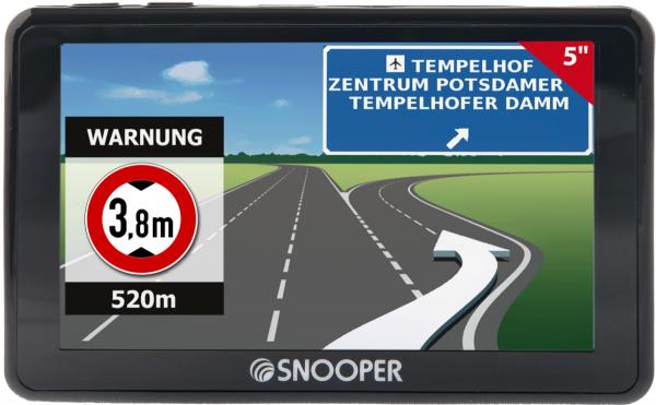 SC5900 DVR PKW-/ Transporter-Navigationssystem