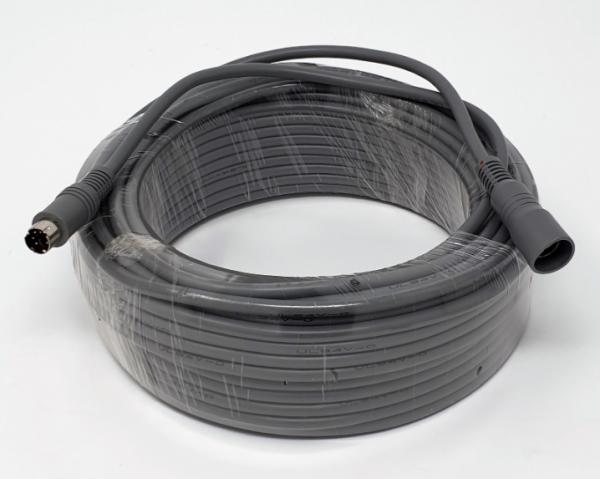 Ersatzteil Rückfahrkamera Kabel, 20 Meter, 6 Pin-Mini-DIN