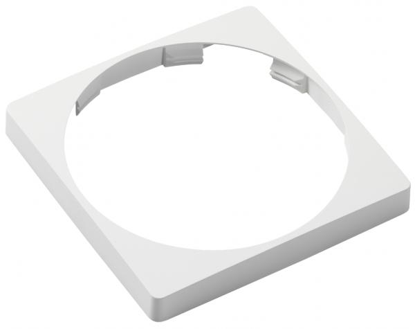Frontrahmen 110 mm, weiß