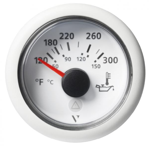 Motoröltemperatur 300°F/150°C weiß (322,8 – 18,6 Ω)