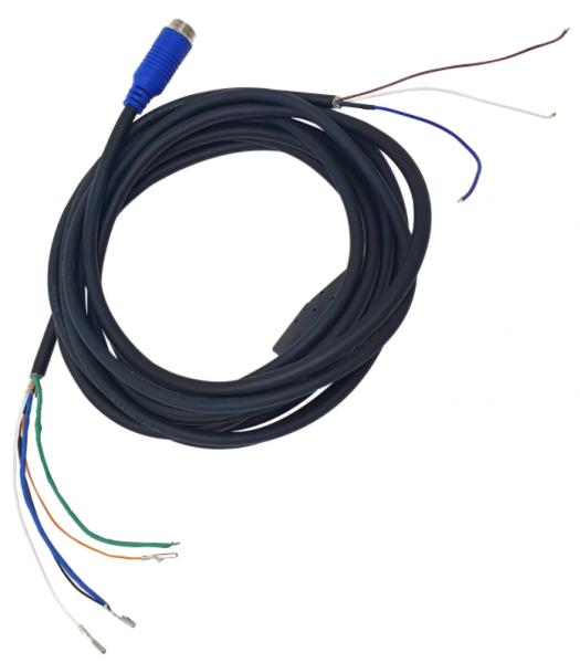 Adapter zum Anschluss von allen CGS-Kameras an serienmäßig vorgerüstete MAN MMT.1 Bosch-Radio-Navi