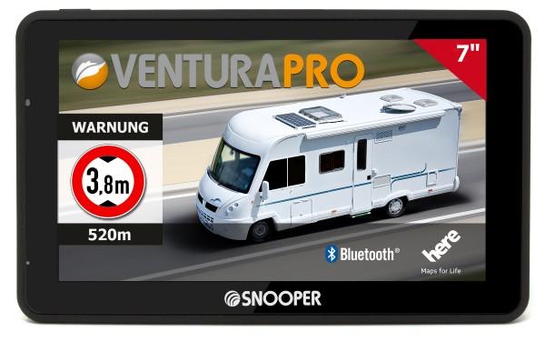 SNOOPER Ventura PRO S6900 Reisemobil- Navigationssystem