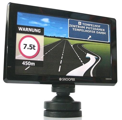 Bildschirmaufnahme S8000/S8500