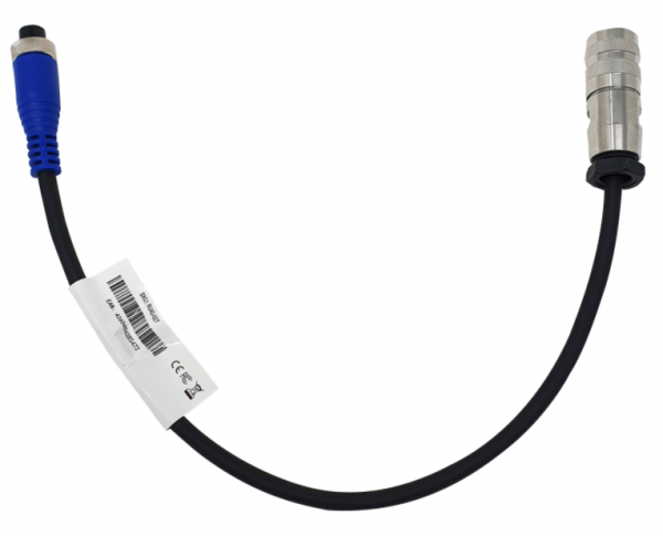 Fahrzeugfront-Adapter vom 4 Pin-Orlaco-Schraubverbinder (w) zum 4 Pin-CGS-Schraubverbinder (w)