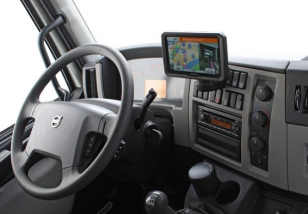 Navi-Halter für Volvo FL/FM/FMX/FE ab 2013
