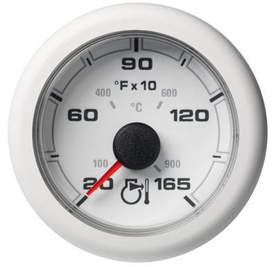 Pyrometer 1650 °F / 900 °C weiß
