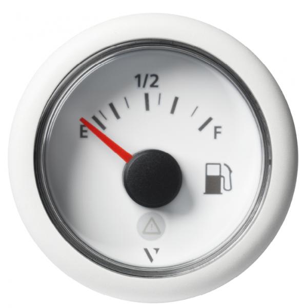 Kraftstoff leer – voll weiß (240 - 33,5 Ω)