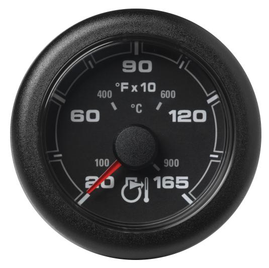 Pyrometer 1650 °F / 900 °C schwarz