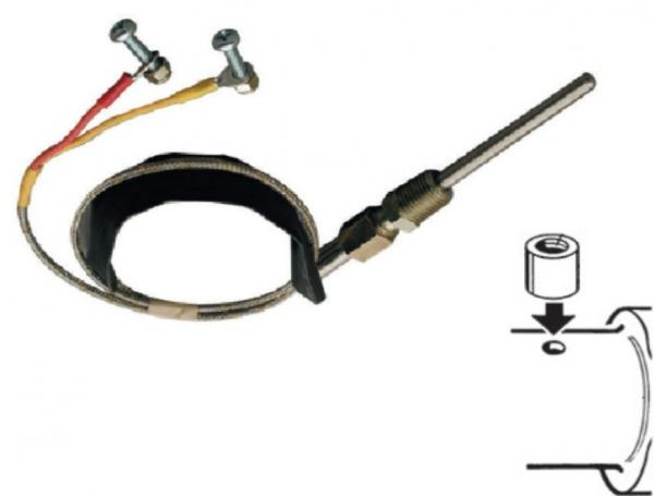 Pyrometer-Sensor 100°C - 900°C