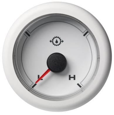 Getriebeöldruck niedrig / hoch (440 psi) weiß