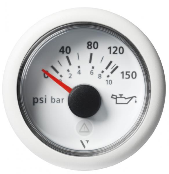 Motoröldruck 150 psi / 10 bar weiß (240 – 33,5 Ω)