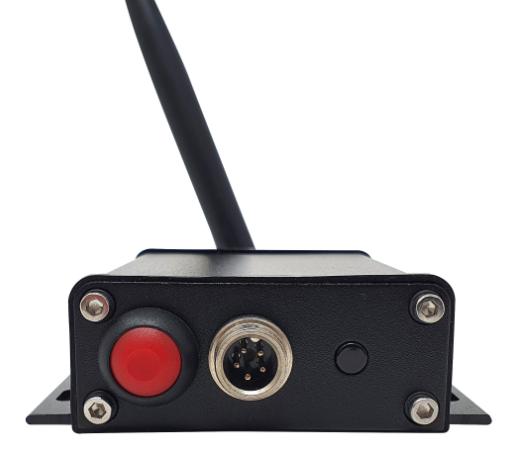 RAV-BF Rückfahrkamera-Bildübertragung per Funk für eine analoge Kamera bis 700 TVL (für weiteren Tra