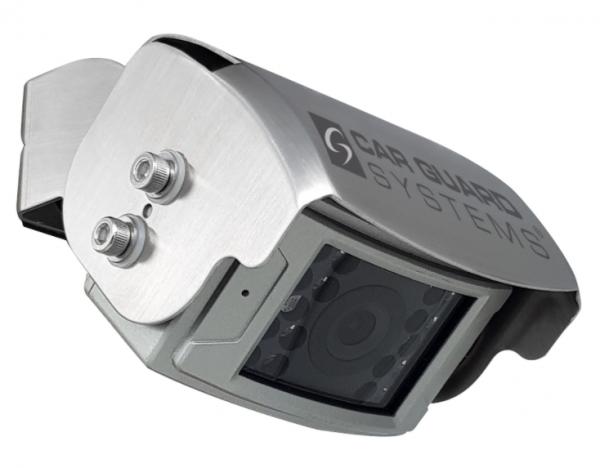 RAV-F Rückfahrkamera, Full-HD für AHD-Monitore, 115°, silber, 9-14V, PAL
