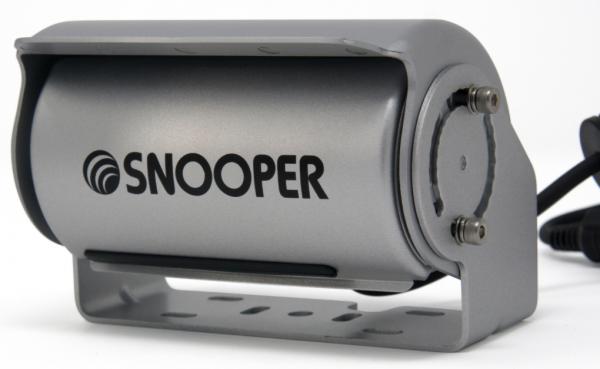 Shutter-Rückfahrkamera mit zwei getrennten Kameramodulen für 12V bis 24V für mobile Navigationssyste