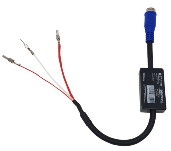 Adapter zum Anschluss von Volvo FH u. FM Euro 5
