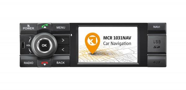 MCR 1031 NAV CAR