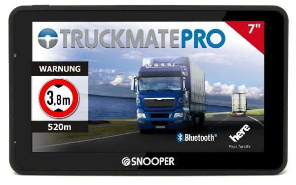 LKW- Navigationssystem SNOOPER Truckmate PRO S6900