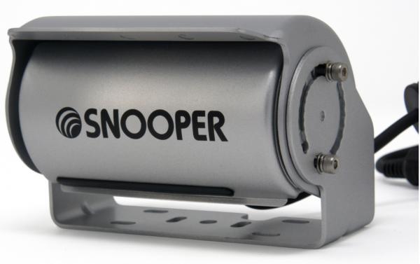Shutter-Rückfahrkamera mit zwei getrennten Kameramodulen für 12V bis 24V
