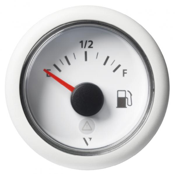 Kraftstoff leer – voll weiß (0 – 90 Ω)