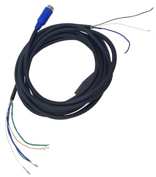 Adapter für CGS-Kameras an DAF TNR Bosch-Radio-Navigationssysteme vom DAF CF, XF und LF