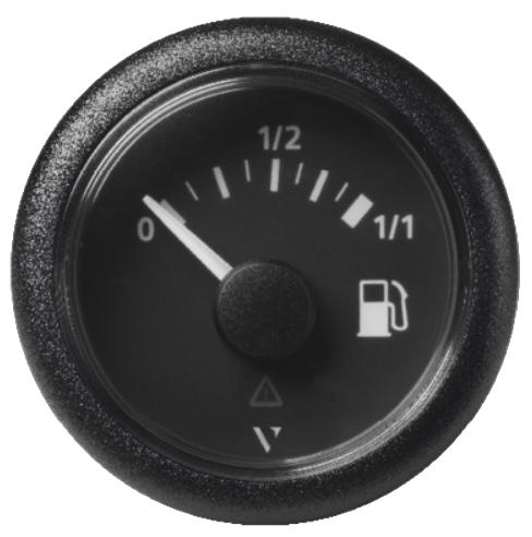 Kraftstoff 0 - 1/1 schwarz (90 – 4 Ω)